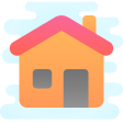 cute-clipart home icon