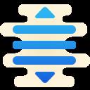 drag reorder icon