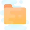 folder invoices icon