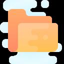 opened folder icon