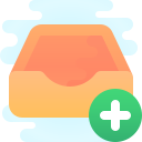 Add to Inbox icon