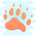 Bear Footprint icon