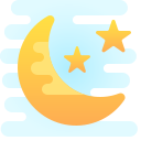 bright moon icon