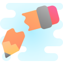 Broken Pencil icon