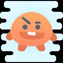 BT21 Shooky icon
