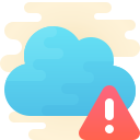 Cloud Alert icon