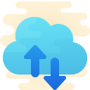 Cloud Backup Restore icon