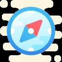 Компас icon