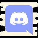 Discord New Logo icon