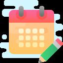 Edit Calendar icon