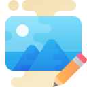 Edit Image icon
