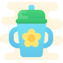 sippy cup icon