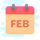 February icon