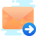 Forward Message icon