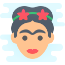 frida kahlo icon