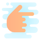 hand right icon