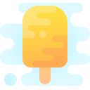 Ice Pop Yellow icon