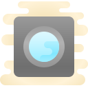 Webcam integrada icon