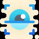Scansione dell'Iride icon
