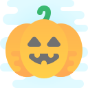 Citrouille d'Halloween icon