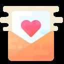 Carta de amor icon