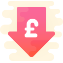 Low Price Pound icon