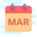 March icon