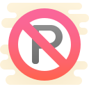 No Parking icon