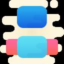 Overwrite Clip icon