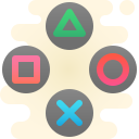 PlayStation Buttons icon