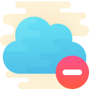 Remove from Cloud icon