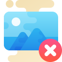 Remove Image icon