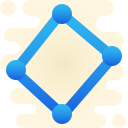 Rhomboid Shape icon