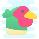 South Dakota State Bird icon