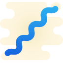Squiggly Line icon
