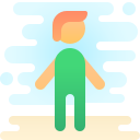 Standing Man icon