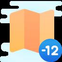 Timezone -12 icon