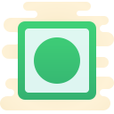 Vegetarian Food Symbol icon