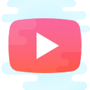 Riproduci YouTube icon