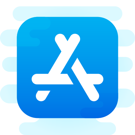 App Store icon in Cute Clipart