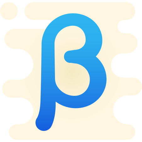 베타 icon