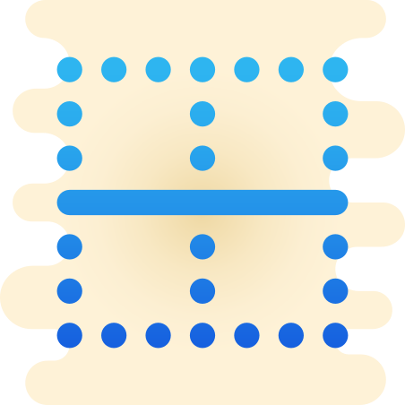 Border Horizontal icon