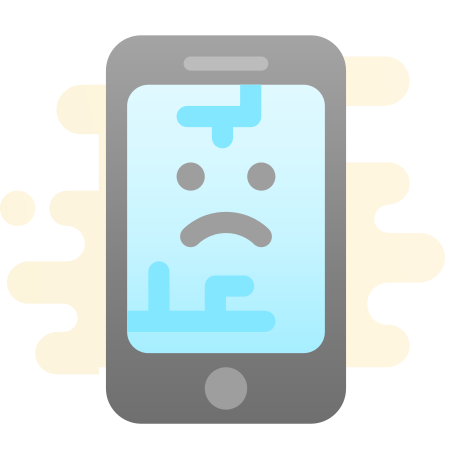 Broken Phone icon