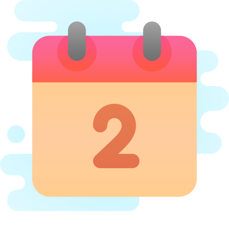 달력 2 icon