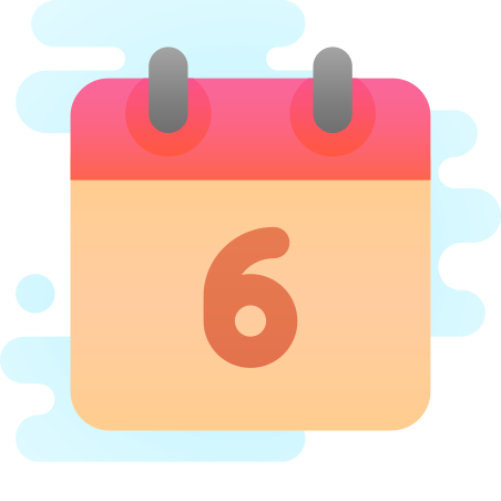 Calendário 6 icon