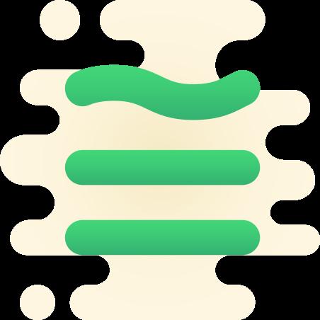 Congruent Symbol icon