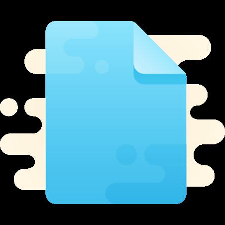 File icon in Cute Clipart