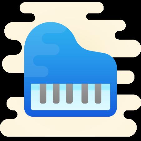 그랜드 피아노 icon