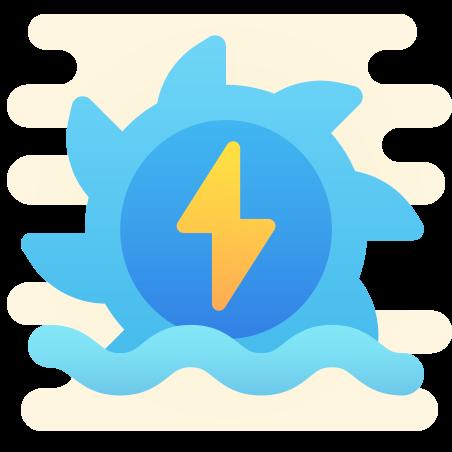 Hidroeléctrico icon