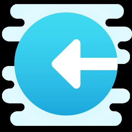 Anmeldung Abgerundet icon